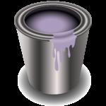Фиолетовые и пурпурные оттенки